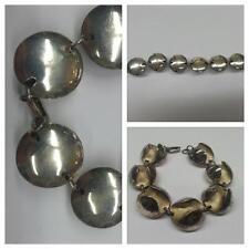 BEAUX BRACELET 935er argent bracelet en argent bijoux en argent L 22cm