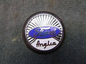 Ford Anglia 105E wooden gear knob