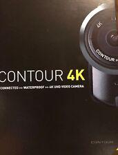 CONTOUR4K Contour Caméra HD 4K Imperméable Casque Cam Action Sports Enregistreur