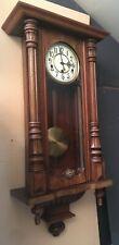 Ancien carillon Henry II cadran émaillé Westminster 5 Gong 5 Tige horloge No ODO