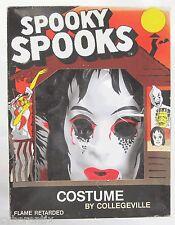 Collegeville VAMPIRE Halloween Costume Spooky Spooks 1960s Vintage 8-10 in Box