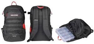 Spro Powercatcher Backpack 30x16x46cm Angler Rucksack mit Köder Tackle Box