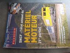 µ? Revue Rail Passion n°187 + DVD Commandes TGV Paris Lausanne / TER Bourgogne