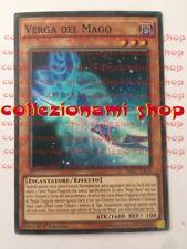 MP17-IT074 VERGA DEL MAGO ® Magician's Rod ® SUPER RARA ® CARTA IN ITALIANO
