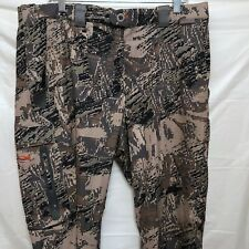 Sitka Mens Optifade Gore Open Country Brown Hunting Pants 38 x 34 Digital Camo
