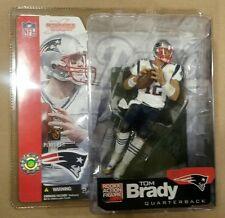 McFarlane Sportspicks NFL series 5 TOM BRADY action figure white-Patriots-NIB
