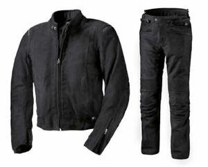BMW Mens Motorcycle Leathers Suit Motorbike Racing MotoGP Leather Jackets Pants
