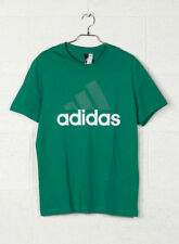 Adidas Ess Linear T-shirt Uomo Bgreen M Sport 4059805010505 Medium