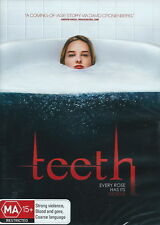 Teeth - Horror / Comedy / Drama / Fantasy / Violence - Jess Weixler - NEW DVD