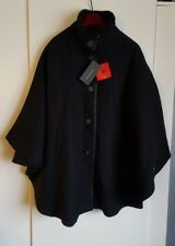 BNWT Women WEATHERPROOF Sleeved Poncho/Cape Size M