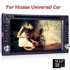 Car Radio GPS Stereo Navi For Nissan Frontier Pathfinder Versa Sentra Tiida 350Z