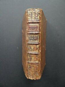 1755 VAISSETE Atlas Geographie Historique  Vaugondy maps  Volume 11