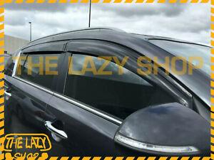 Weathershields, Weather Shields for KIA Sportage SL series 10-15 Window Visors T