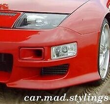 Fog Ducts to fit Nissan 300ZX (Intercooler/vents/Air intake/bumper)