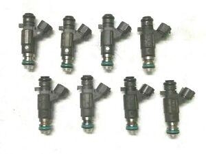 JECS Fuel Injector Set FBJC101 X 8 fits V-8 M45 FX45 Q45 2003-2010