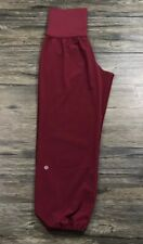 Lululemon Om Pant High Rise Womens Sz 4 /