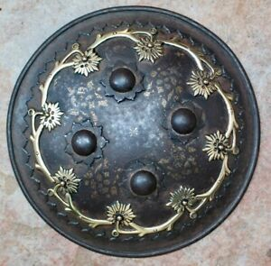 Antique Indo Persian Dhal Shield.