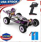 Wltoys 124019 RC Racing Car 60km/h 1/12 2.4G Off-Road Drift 4WD+2 Batteries A6L8