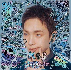 Clé (Shinee) First Mini Album Hologramme CD