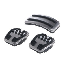 Car Stainless Steel Car Pedal MT Pads For Focus 2 MK2 Ford Focus 3 MK3 2005-2016