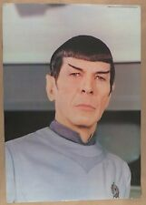 STAR TREK THE MOTION PICTURE 1979 Spock on the bridge poster rolled