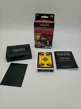MindFreak Criss Angel Magic Card Case with Official Playing Cards 24 Tricks