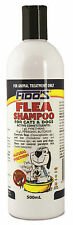 Fido Flea Shampoo for Dogs and Cats 500 ml - Free Registered Postage