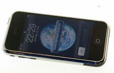 Apple iPhone 2G1. Generation - 8GB - Schwarz/Silber (Ohne Simlock) A1203 (GSM)