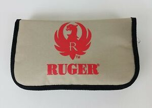 """Ruger LOCK 5025 With Two Keys New 2.5""""x 50mm with Logoed Padded Case - Free Ship"""