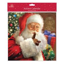 Tallon Paper Christmas Advent Calendar - 24 Windows - Choose Design