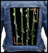 TYPE O NEGATIVE - October Rust  --- Huge Jacket Back Patch
