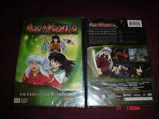 "JAPANESE MANGA/ANIME INUYASHA""The Path to the Netherworld""VOL 51 EP151-154 DVD"