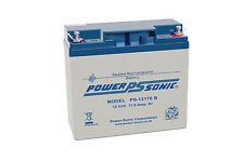 PS-12170 Power-Sonic 12 volt 17Ah Rechargeable PS12170 12V lead acid battery