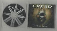creed -  bullets  euro promo cd alter bridge
