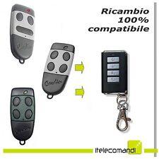 Telecomando radiocomando compatibile CARDIN S449 QZ/3 QZ/4 - TXQ 449300 - 449400