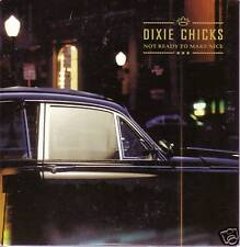 DIXIE CHICKS ULTRA RARE Limited 2 SONG SAMPLER CD 2006