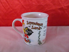 The Leprechaun Legend Mug Gifts from Ireland Leprechaun Land Mug St Patricks Day
