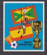 s5698) GRENADA 1982 MNH* W.C. Football 1982-C. M. Calcio S/S