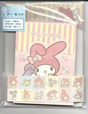Sanrio My Melody Mini Stationery Set With Stickers Bear