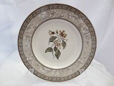 Johnson Bros England ENCHANTED GARDEN Manorwood Gray Brown Laurel Salad Plate(s)