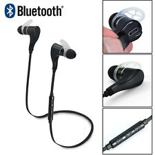 New Sports Bluetooth 4.1 Wireless Stereo Headset Earbuds Earphone Handsfree