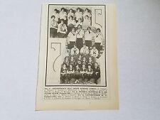 Allentown PA High School Gainesville Georgia Peoria IL 1924-25 Basketball Team