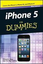 Mini Edition iPhone 5 For Dummies Mini Edition 6E -