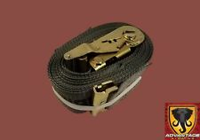 Transport Hauling Load Package - (1) E-Track 16' Ratchet Tie Down Strap