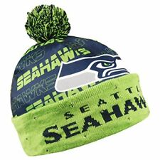 Forever Collectibles NFL Adult's Seattle Seahawks Light Up Printed Beanie