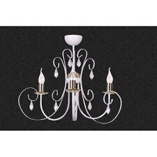 Markenlose Deckenlampen & Kronleuchter im Vintage -/Retro-Stil aus Glas