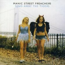 Manic Street Preachers Send away the tigers (2007) [CD]