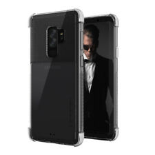 For Galaxy S9 Plus Case   Ghostek COVERT2 Clear Silicone Bumper Protective Cover