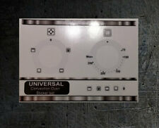 Universal convection oven fascia stickers for worn fronts etc.