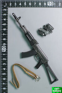 1:6 Scale DAM 78078S Russian Armed Forces Sniper - AK74M Assault Rifle w/ Obzor